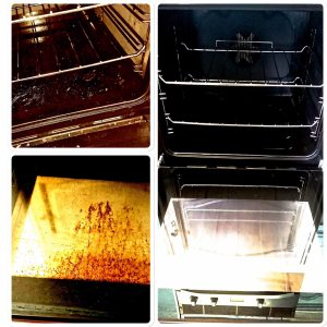 Oven Before & After Home Cleaning Services, Chemical Free Cleaning, Eco Friendly Cleaning