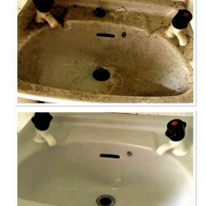 Cleaned Sink, Deep Cleaning Services, Chemical Free Cleaning, Natural Household Cleaners