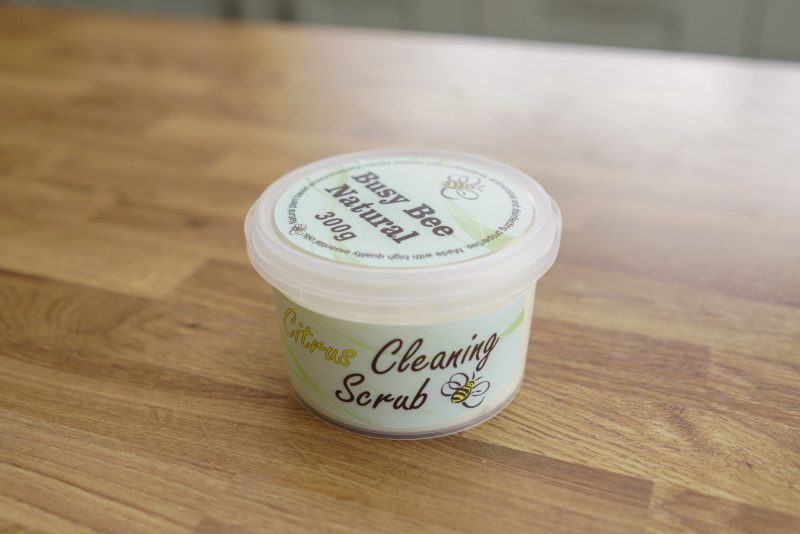 Citrus Cleaning Scrub