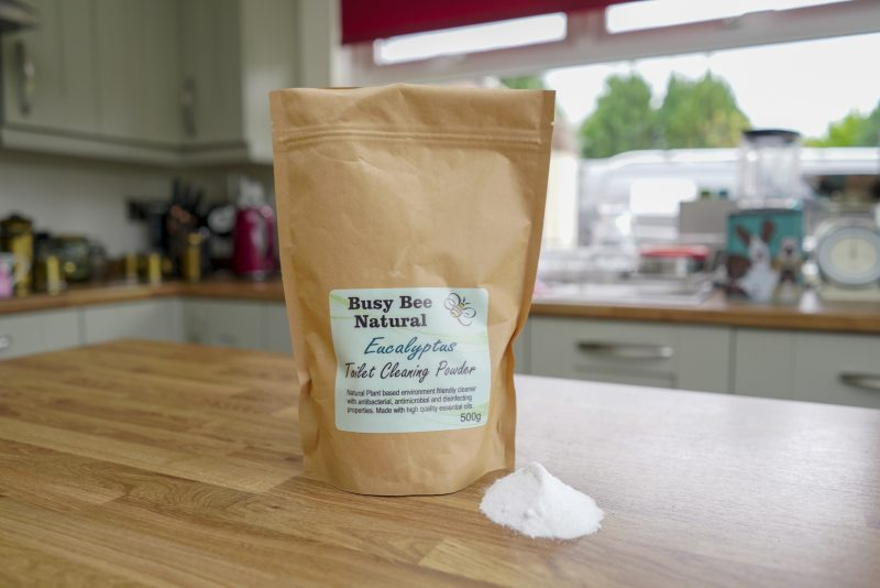 Eucalyptus Toilet Cleaning Powder