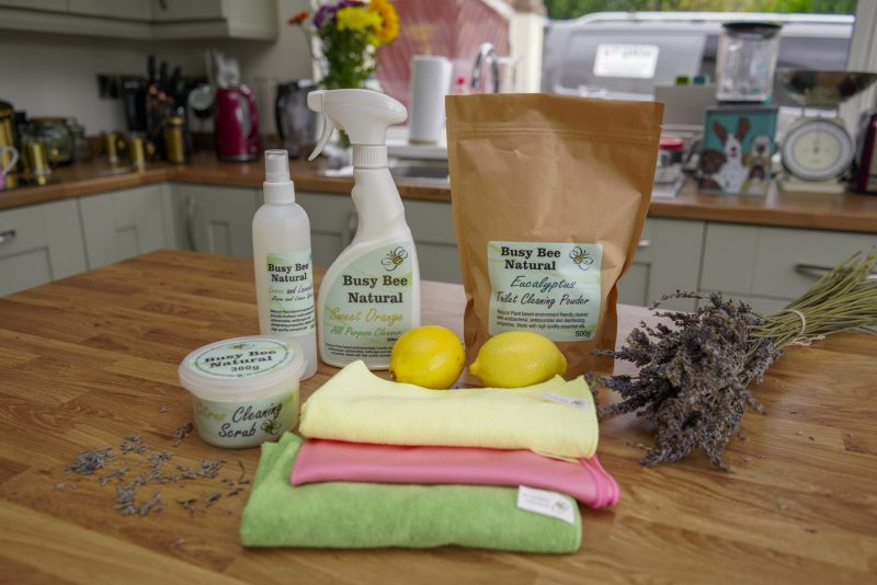The Ultimate Eco Friendly Cleaning Kit