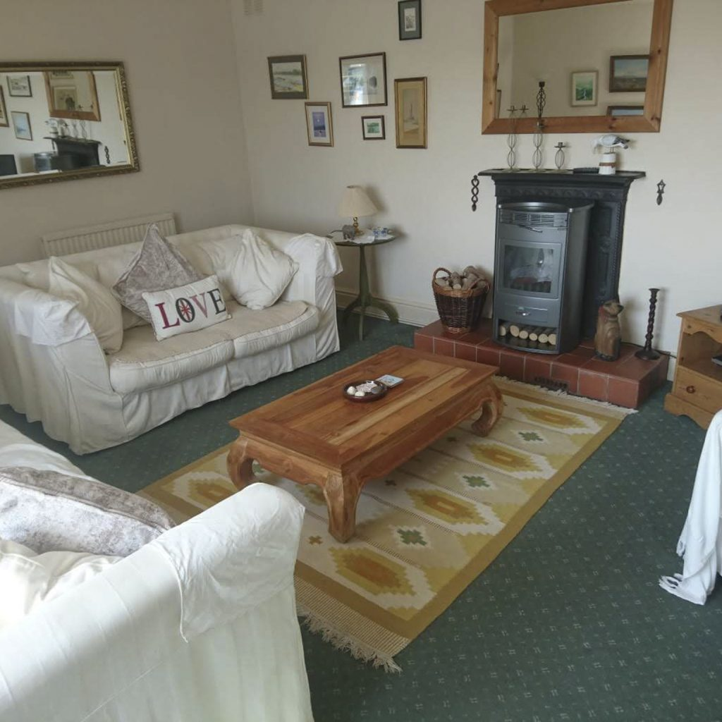Holiday Cottage Lounge After Home Cleaning Services, Chemical Free Cleaning, Commercial Cleaning