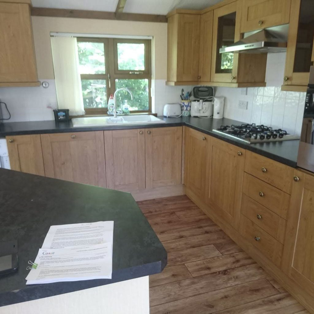 Kitchen After Deep Cleaning Services, Chemical Free Cleaning, Natural Household Cleaners
