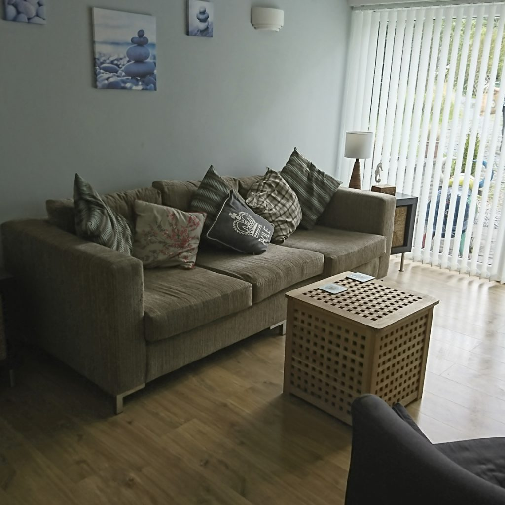Living Room After Deep Cleaning Services, Chemical Free Cleaning, Natural Household Cleaners